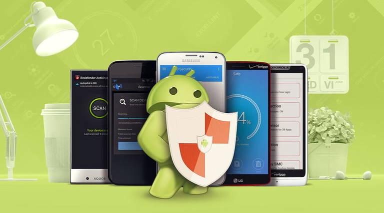 Антивирусы для Андроид