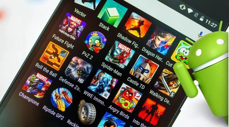 Топ игр на Андроид